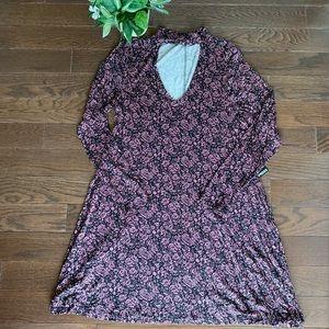 Express•Long Sleeve Dress